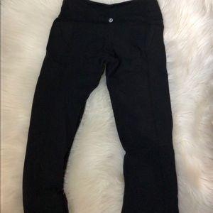Lululemon bootcut leggings